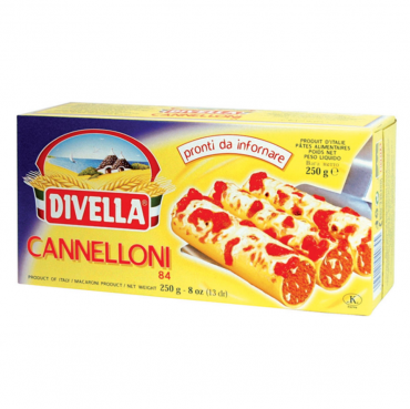 MÌ ỐNG CUỘN CANNELLONI